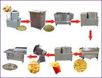 Potato Chips Making Extruder