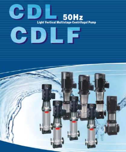 Inline Circulation And Water Transfer Pumps