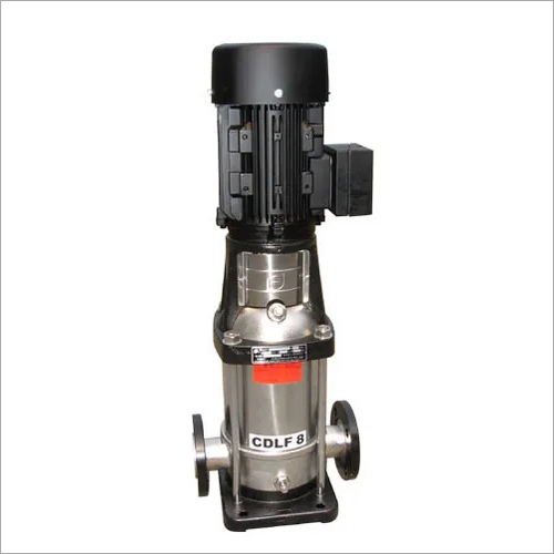 Vertical Multistage Inline Centrifugal Pump