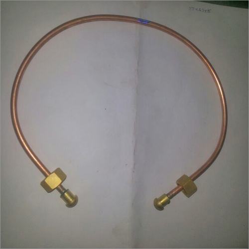 Kitchen gas range Copper tail  pipe