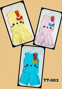 COTTON PRINTED KIDS WEAR