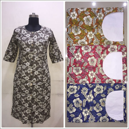 Cotton Ladies Kurtis