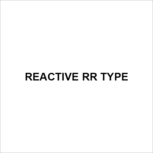 Reactive RR Type