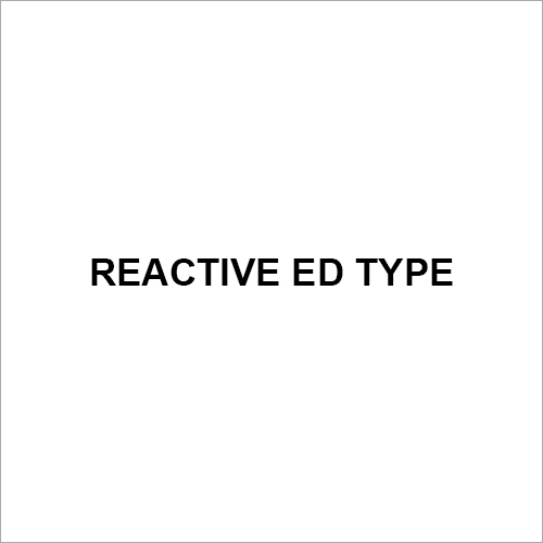 Reactive ED Type