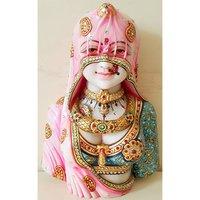 Marble Bani Thani Handicraft Goddess