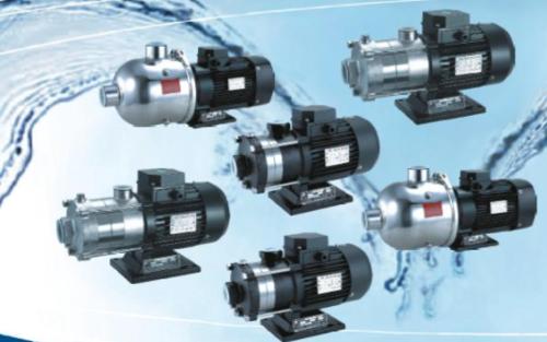 Horizontal Multistage Centrifugl Pump