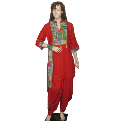 Trendy Dhoti Salwar Set