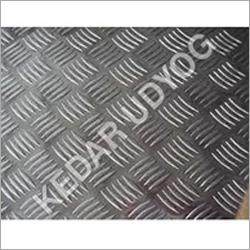 Aluminium 5 Bar Chequer Sheet