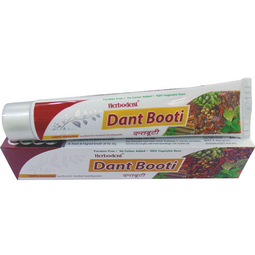 Dant Booti Herbal Toothpaste