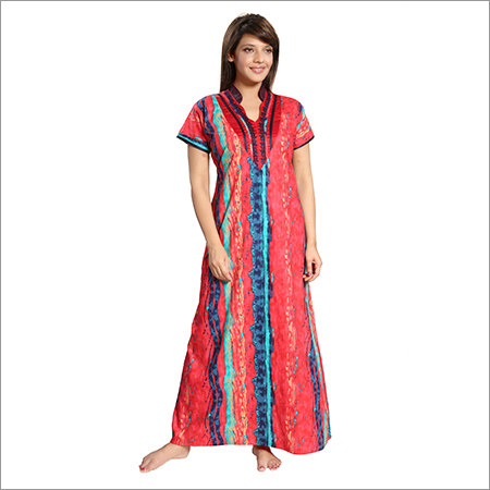 Ladies Rayon Nighty