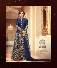 Anarkali salwar suit