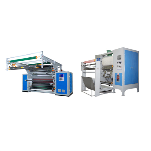 Fabric Finishing Machine