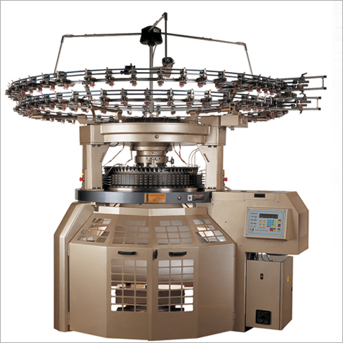 Circular Knitting Machine (UNITEX)