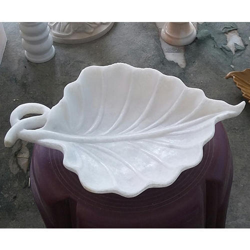 White Decorative Plate