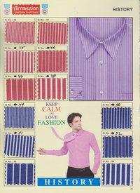 History Uniform Fabric