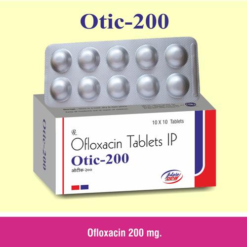 Ofloxacin (Floxin) Drug