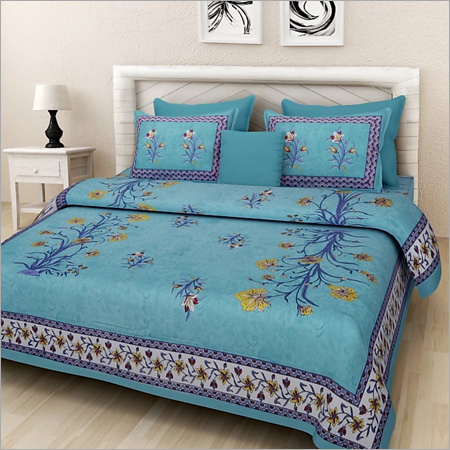 Color Printed Bed Sheets
