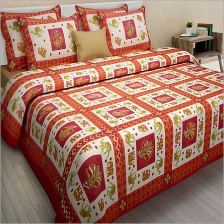 Animals Print Bed Sheet