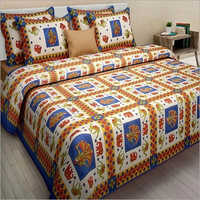 Designer Animals Print Bed Sheet