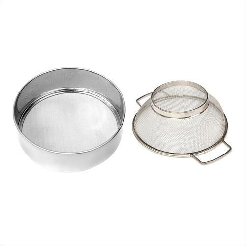 Mesh Stainless Steel Sifter Sieves