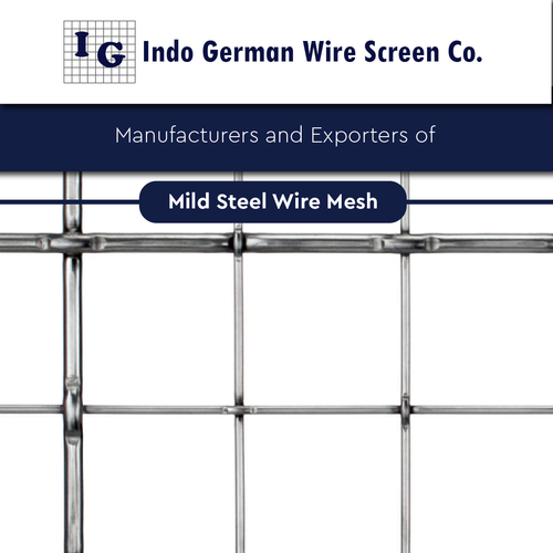 Wire Mesh By Material