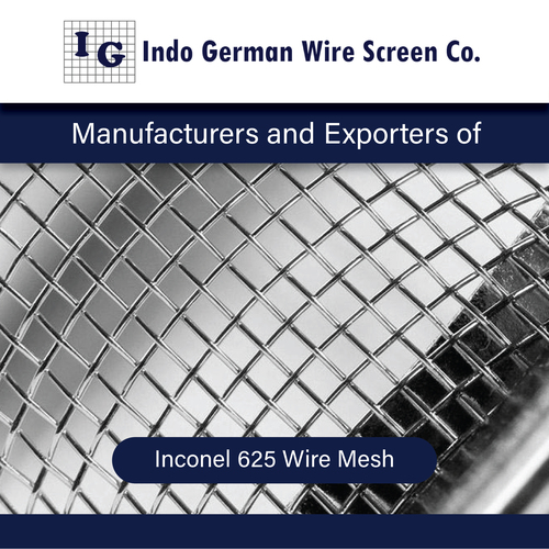 Incoloy Wire Mesh