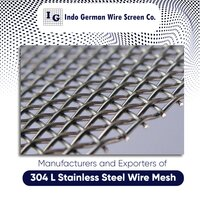 Stainless Steel 304L Wire Mesh