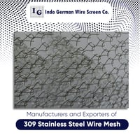 Stainless Steel 309 Wire Mesh