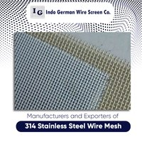 Stainless Steel 314 Wire Mesh