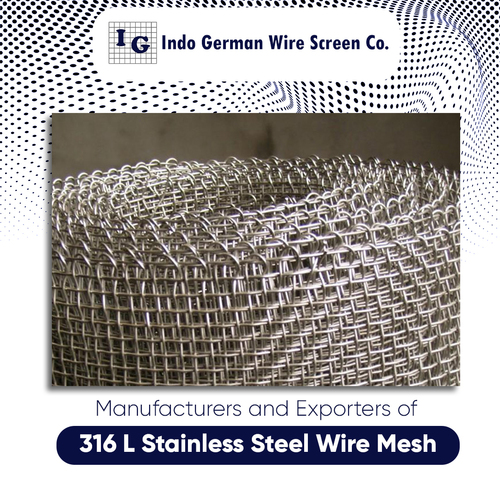 Stainless Steel 316L Wire Mesh