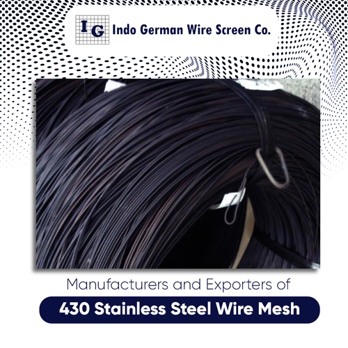 Stainless Steel 430 Wire Mesh