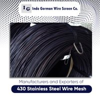 430 Stainless Steel Wire Mesh