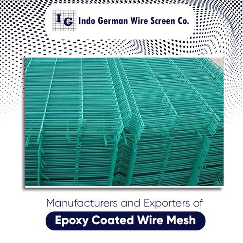 Epoxy Coated Wire Mesh