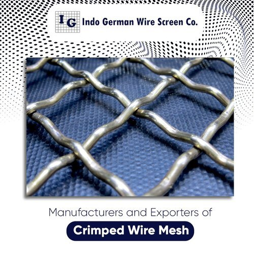 S.S. Crimped Wire Mesh