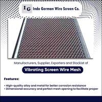 Vibrating Screen Wire Mesh