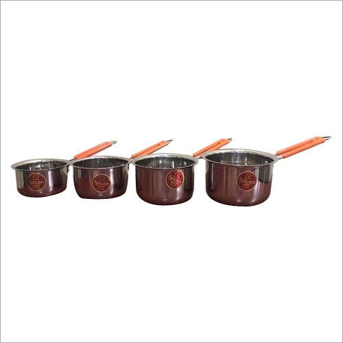 Stainless Steel Saucepan Sets