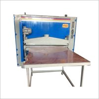 Steel wool Brush Sanding Machine