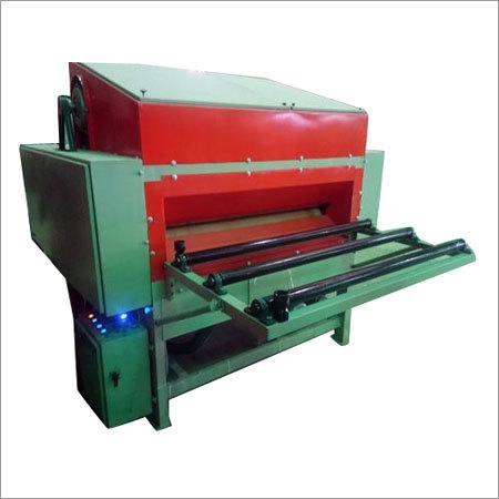 Double Side Brush Sanding Machine