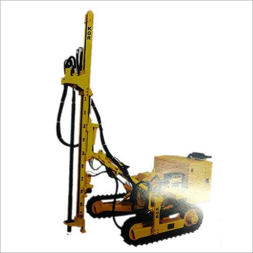 Crawler Mounted Blasthole Drill Rig