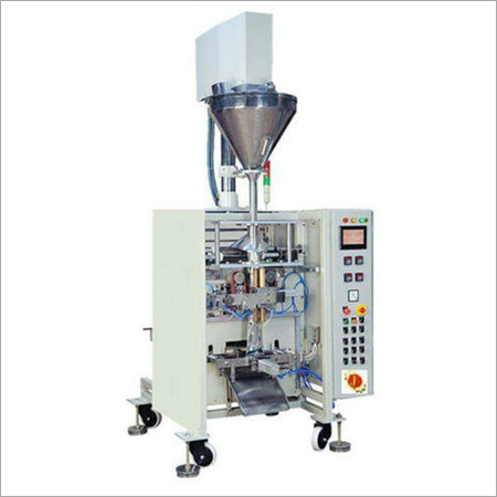 Collar Type Auger Filler Pouch Packing Machine