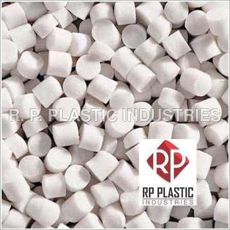 PVC White Cable Compound