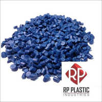BLUE PVC CABLE COMPOUND