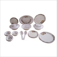 dinner set Shagun Gold