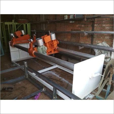 Edge Side Sander Machine