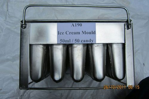 50ml x 50 Kulfi Mould