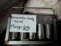 Choco Mould 40ml x 50