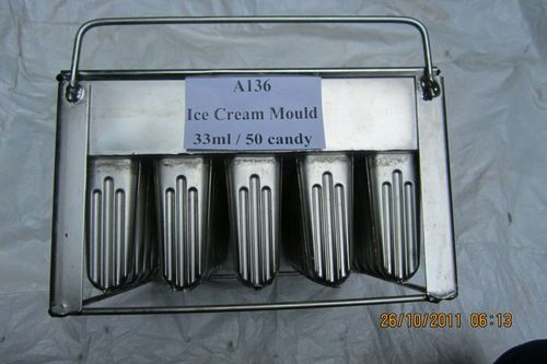 Chocobar Ice Cream Mould