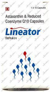 LINEATOR CAP