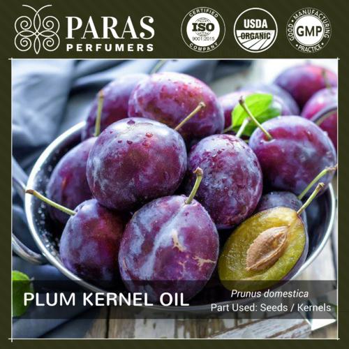 Plum Kernel Oil