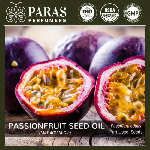 Passionfruit Seed (Maracuja) Oil